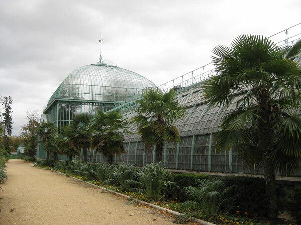 Greenhouse, Jardin des Serres d'Auteuil