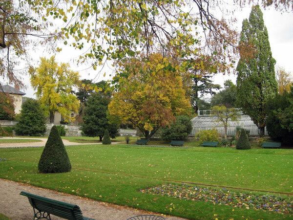 Jardin des Serres d'Auteuil, France