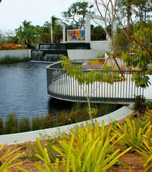 Brazilian Garden, Naples Botanical Garden