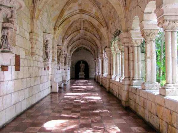 Spanish Monastery, Florida