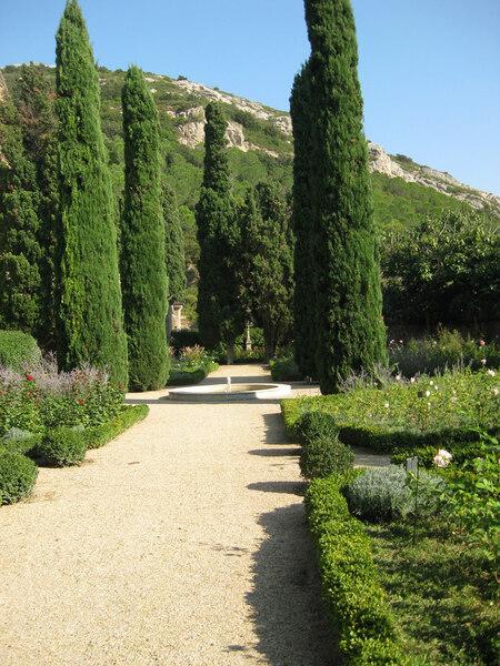 Fontfroide Garden