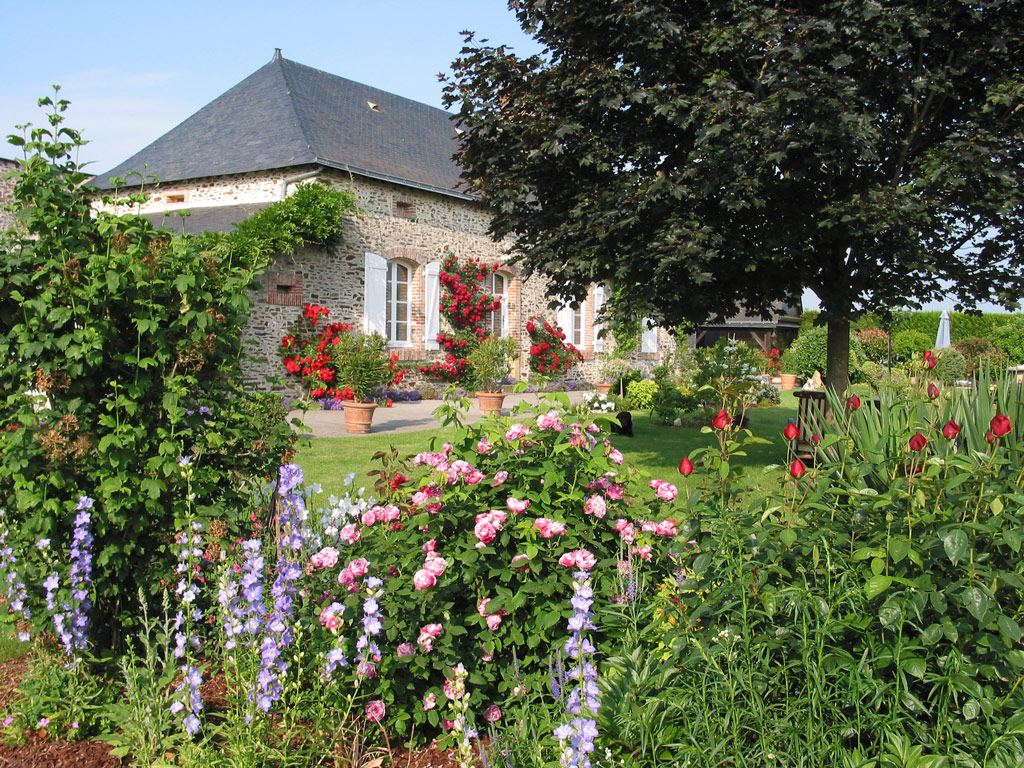 Jardin Secret du Grand Boulay