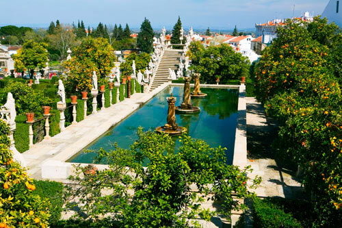 Pool, Castelo Branco