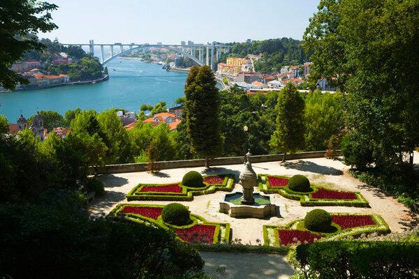 Jardim do Palacio Cristal