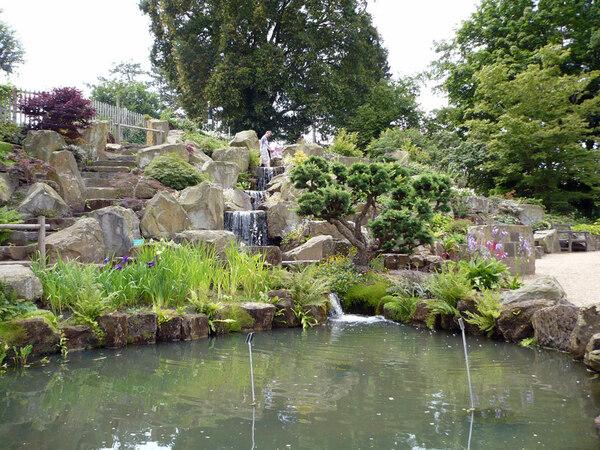 Japanese Garden, Wisley