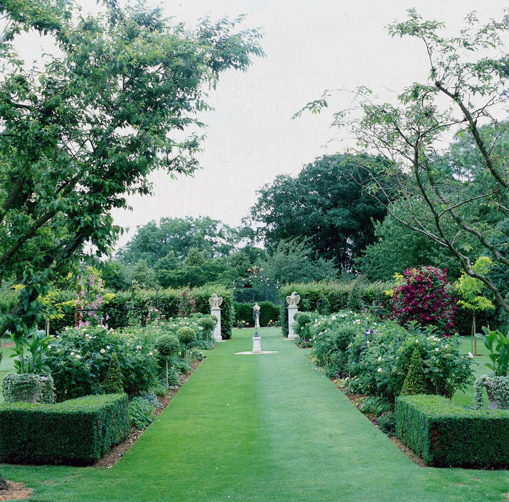 Burrows Gardens, Brailsford