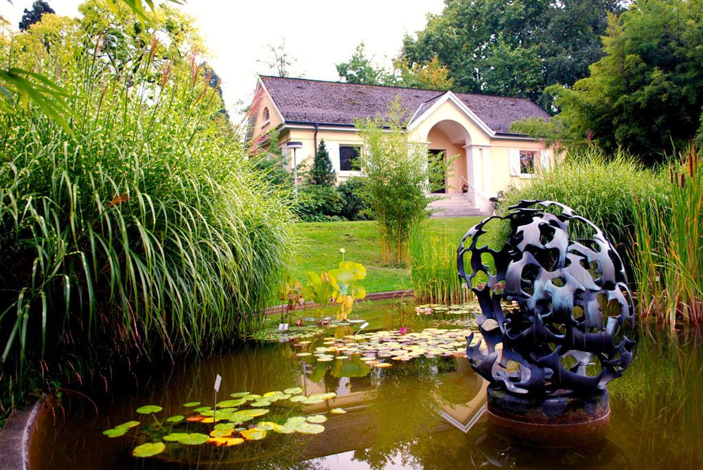 Freiburg Botanischer Garten Der Universität
