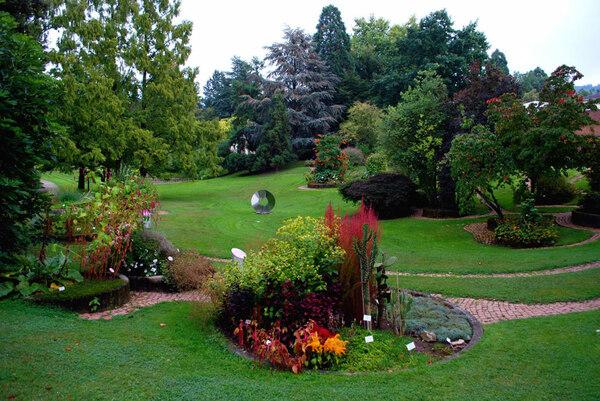 Freiburg Botanic Garden