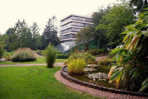 Freibug University Botanic