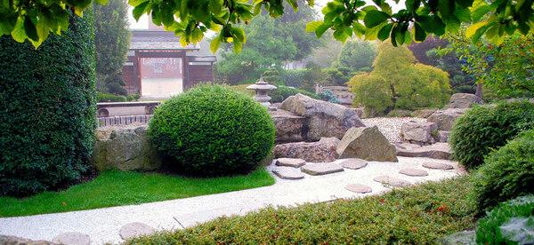 Japanese Garden, Seepark