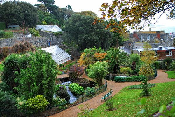 Candie Gardens, St Peter Port