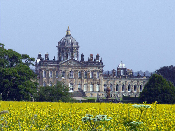 Castle Howard, June