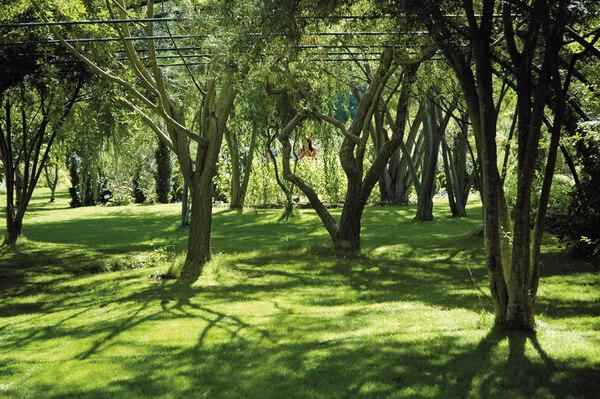 La Bouichère Garden