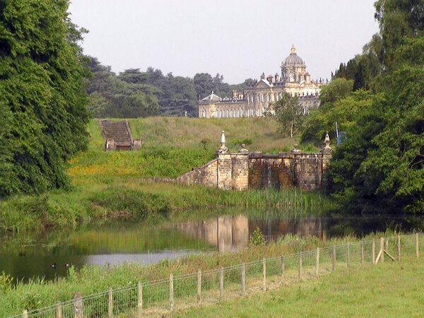 Castle Howard, Summer