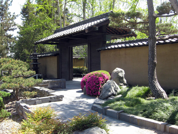 Huntington Japanese Garden