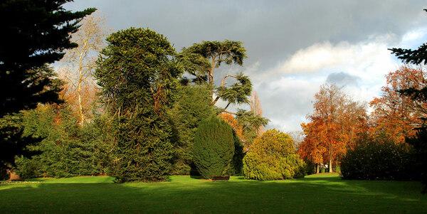 Jardin du Parc de Vitré, France