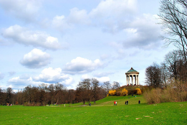 Englischer Garten, 2010