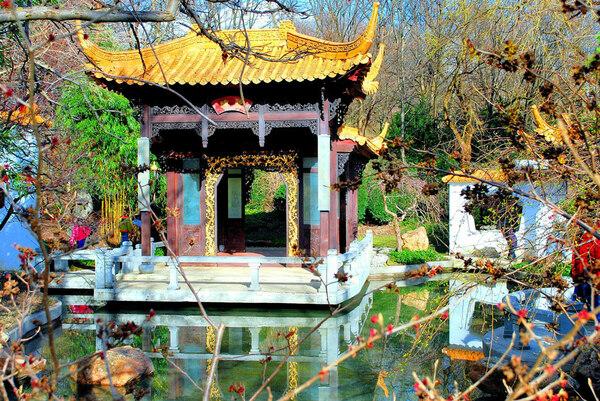 Chinese Garden, Westpark