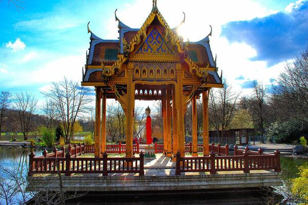 Thai Sala, Westpark