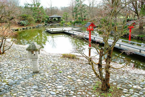 Japanese Garden, Westpark