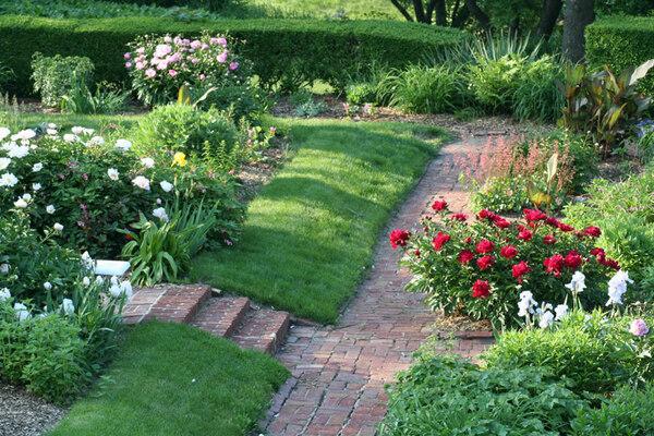 Deere-Wiman Garden