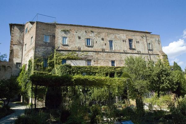 San Pietro Cloister Perugia