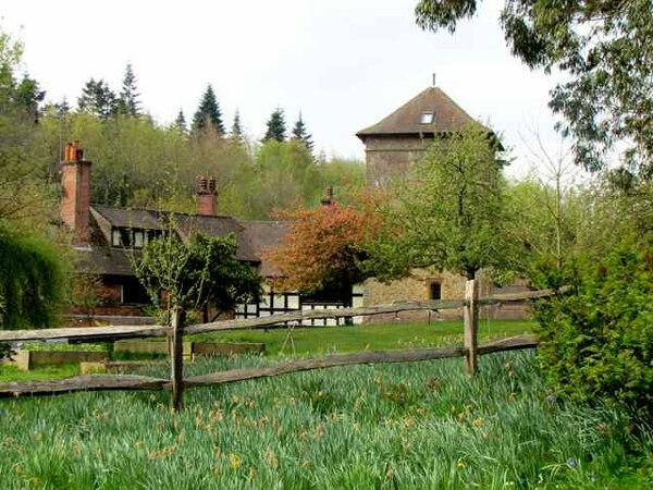 Ramster Garden, Spring