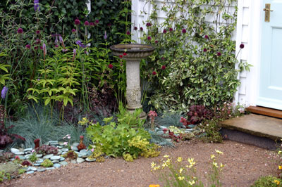 Full Frontal, designed by Heidi Harvey & Fern Alder, Hampton Court Palace Flower Show 2007
