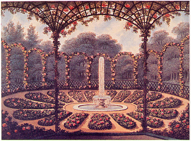 Illustrations on CD edition of Garden Visit and Travel Guide - see www.gardenvisit.com/order_form.htm