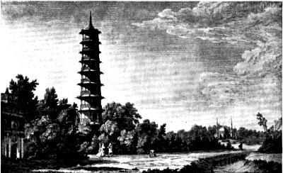 dissertation on oriental gardening 18世紀初,一位英國的建築師威廉 伯斯(william chambers)在他所著的《東方造園論》(a dissertation on oriental gardening,.