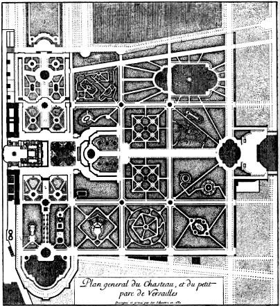 Jardin de versailles 1 for Garden design versailles