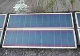 Medium solar roof panel original