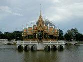 Summer Palace, Bangkok, Thailand
