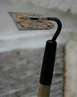 Medium Garden Tool Hoe Original