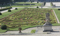 Medium parterre planting design original