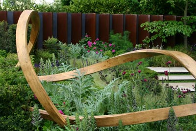 Garden Designer garden designers to the rescue Cancer Research Uk Garden Designer Andy Sturgeon