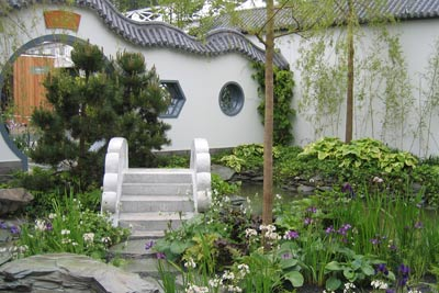 Gallery For Modern Chinese Gardens