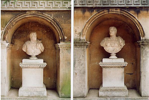 William kent and the augustan style of garden design for Roman garden designs