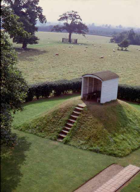 Garden Design England 1650 1740