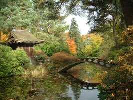 Tattonpark japanesegarden