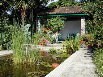 Heligan italian garden