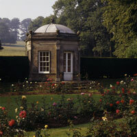Kedleston hall garden