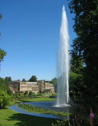 Forde abbey fountain