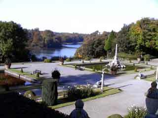 Blenheim palace park2