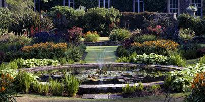 Mount stewart garden ntpl