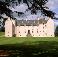 Drum castle nts