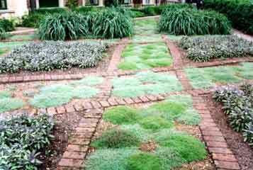 Eltham palace garden1