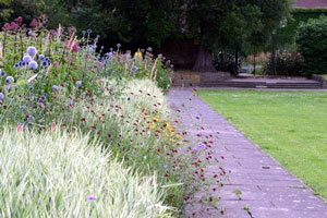 Charlton house garden