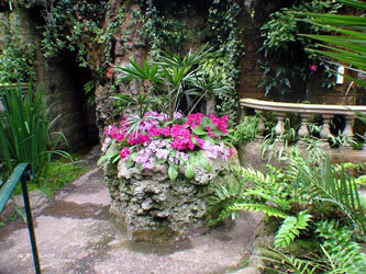Dewstow gardens grottoes