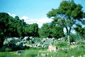 Olympia zeus
